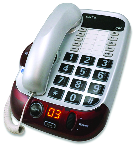 Corded Amplified Phone